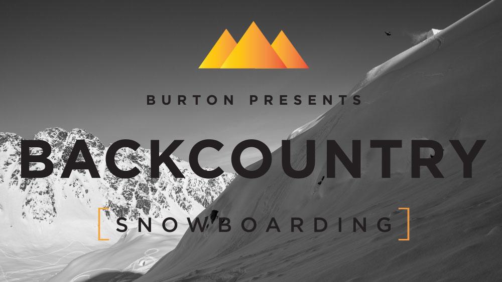 Burton Backcountry