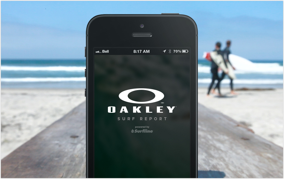 Oakley Surf Report