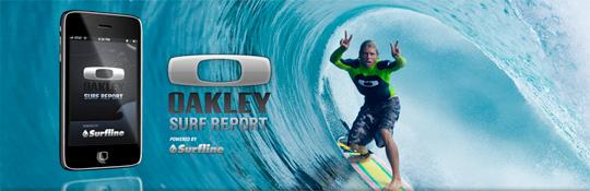 Oakley Surf Report